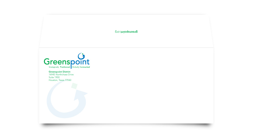 Greenspoint District Envelope
