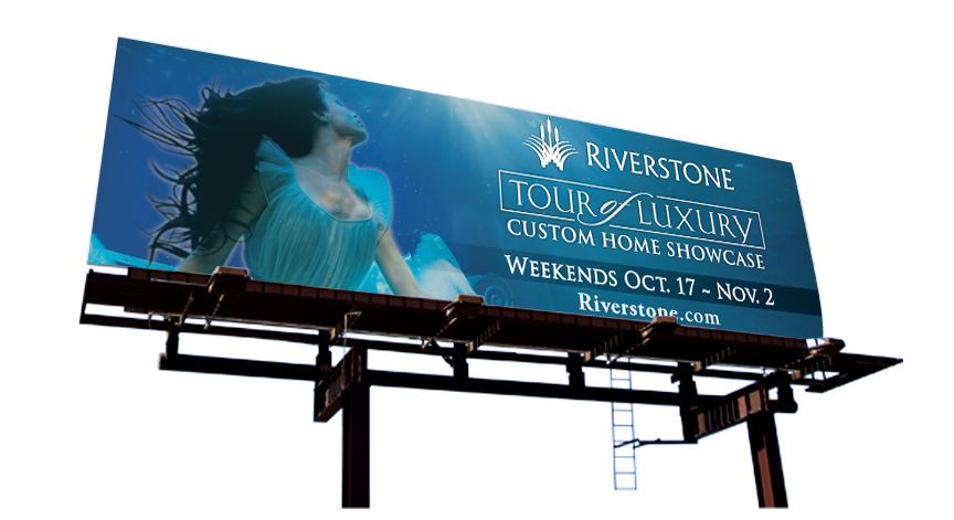 Riverstone Campaign Billboard